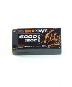 Batería Lipo Shorty 2s 6000mah