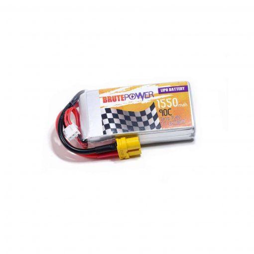 Batería lipo 2s 1550mah 90C