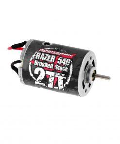 Motor de escobillas crawler 27T