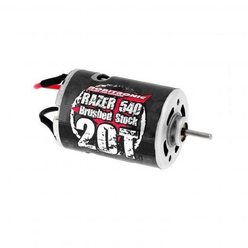 motor de escobillas para crawler