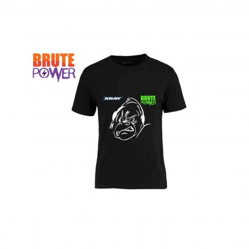 camiseta logo custom gorilla