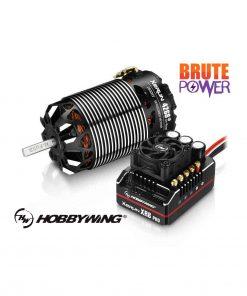 Combo Hobbywing Xerun XR8 Pro G2 2800kV HW38020430