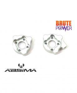 Adaptadores de aluminio eje trasero Absima Sherpa