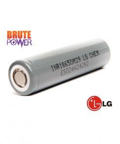 batería Li Ion LG INR18650-M29 2850mAh