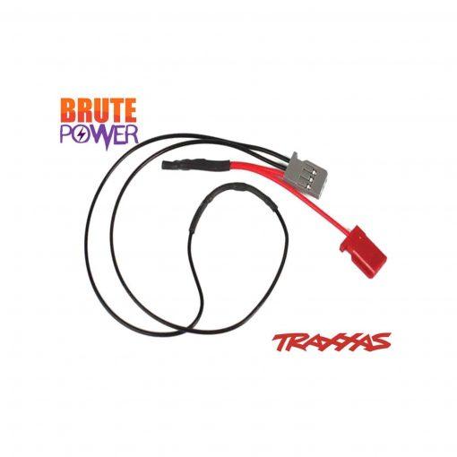 Sensor Voltaje y temperatura Traxxas
