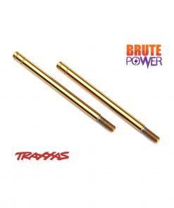 Ejes titanio amortiguadores GTS Traxxas