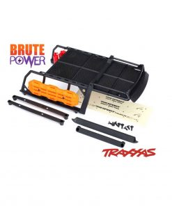 Traxxas expedition rack Sport