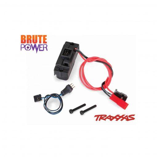 Fuente alimentación Luces LED TRX4