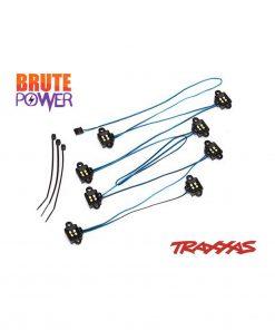 kit luces de roca traxxas trx4 trx6