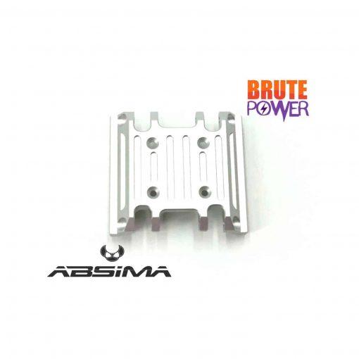 protector transmisión aluminio Absima Sherpa