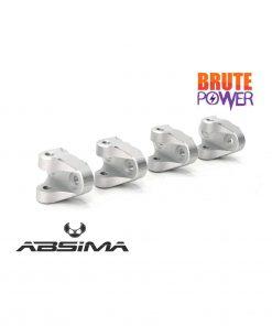 Soportes links de aluminio Absima Sherpa