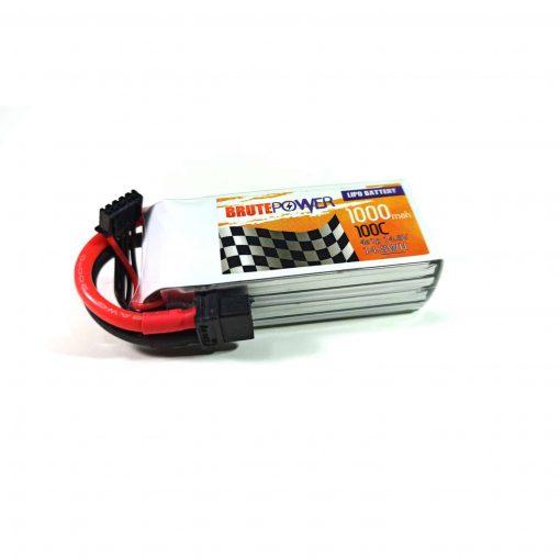 Batería LIPO Brutepower 4S 1000mah 100C