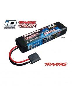 batería Lipo Traxxas 2s 7600mah