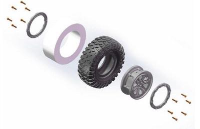 ruedas beadlock absima khamba