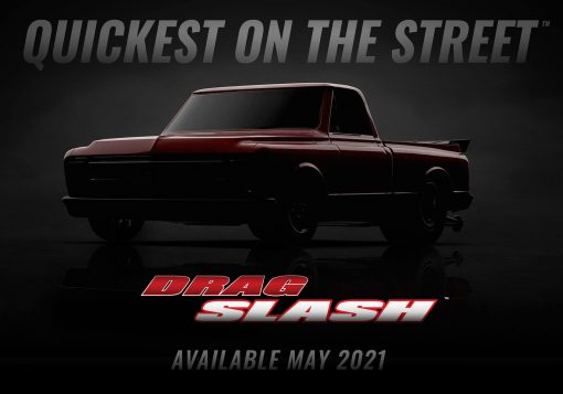 Traxxas drag slash