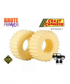 espumas crazy crawler heavy duty CYC027