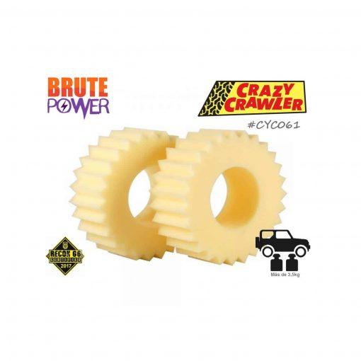 espumas crazy crawler heavy duty CYC061