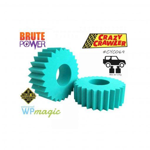 espumas crazy crawler wp magic CYC069