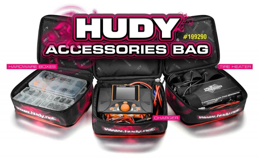 bolsa de accesorios grande Hudy