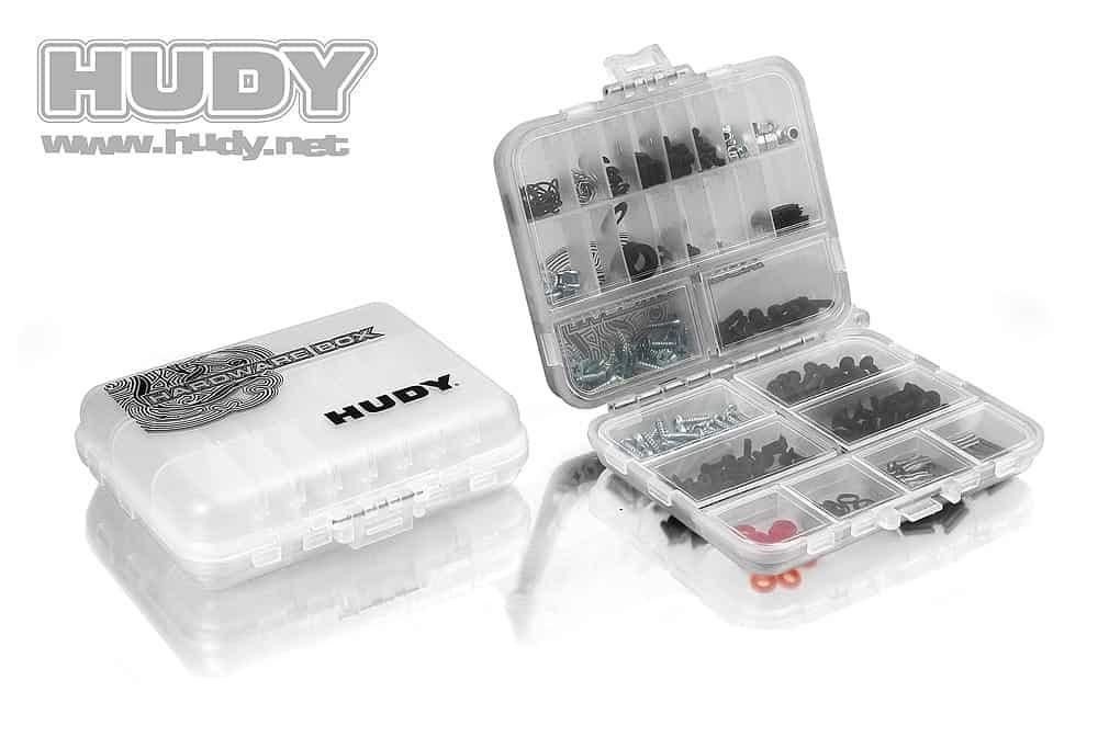 caja compacta doble cara HUDY