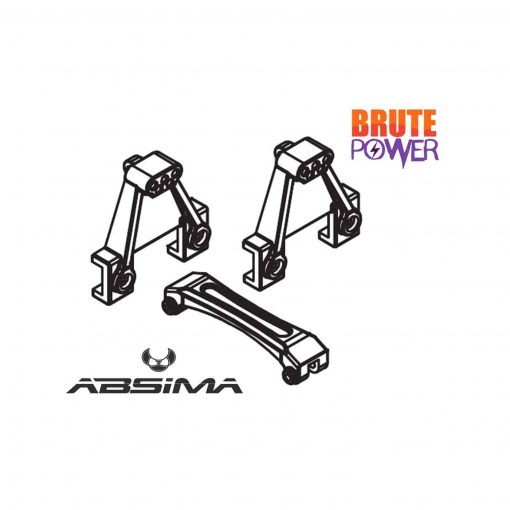 soportes amortiguadores Absima Sherpa