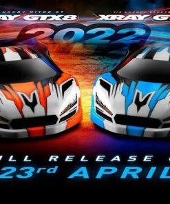 XRAY GTX8E 2022