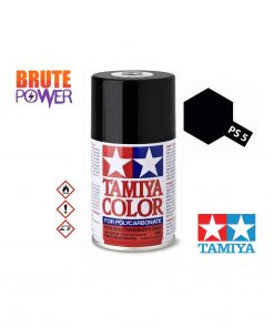 Pintura Spray Tamiya PS-5 negro
