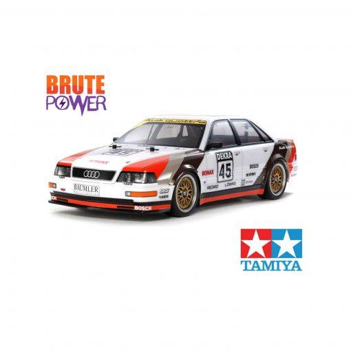 Tamiya TT-02 Audi V8 Touring 1:10