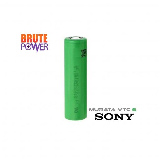 Sony Murata VTC6 3000mah 30A