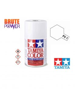 Pintura Spray Tamiya PS-1 blanco