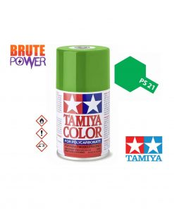 Pintura Spray Tamiya PS-21 verde parque