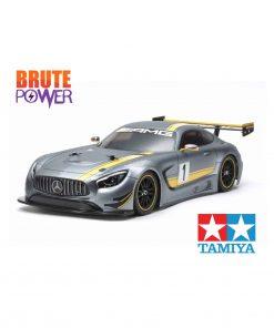 Tamiya TT-02 Mercedes AMG GT3