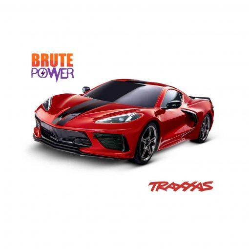 Traxxas Chevrolet Corvette Stingray