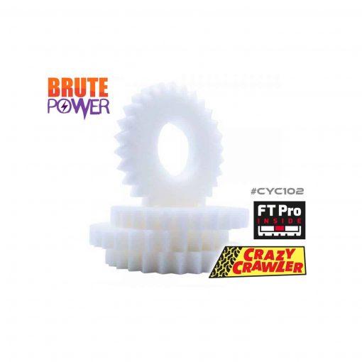 Espumas Crazycrawler FT PRO Basic 15 CYC102