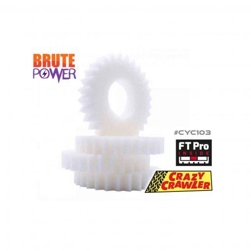Espumas Crazycrawler FT PRO Basic 20 CYC103