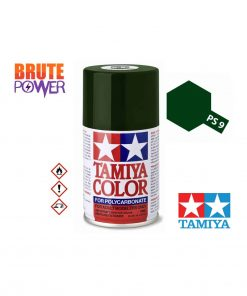Pintura Spray Tamiya PS-9 verde