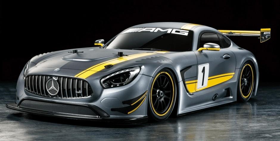Tam,iya TT02 Mercedes AMG GT3