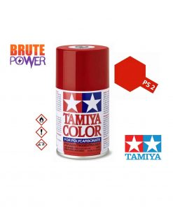 Pintura Spray Tamiya PS-2 rojo