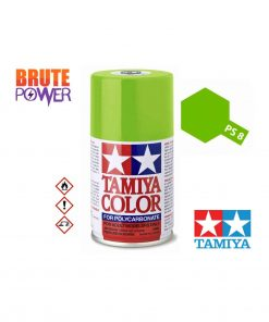 Pintura Spray Tamiya PS-8 verde claro