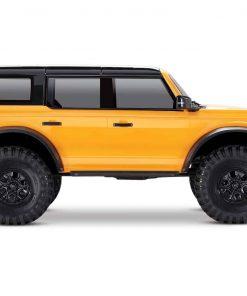 Traxxas Ford bronco amarillo
