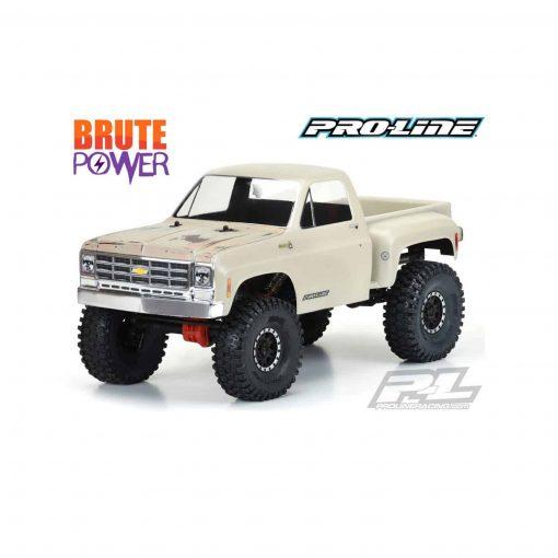 Carrocería Crawler Chevy K-10