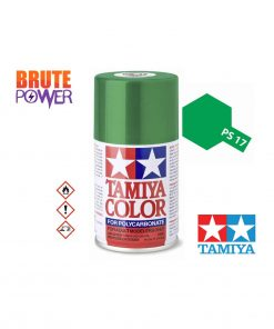 Pintura Spray Tamiya PS-17 verde metalizado