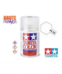 Pintura Spray Tamiya PS-55 acabado mate 86055