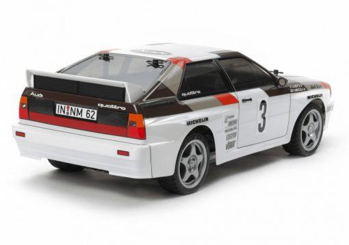 Audi Quattro Tamiya