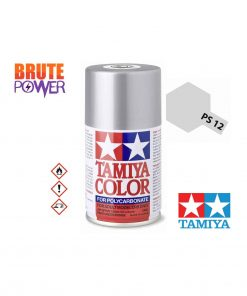 Pintura Spray Tamiya PS-12 plata