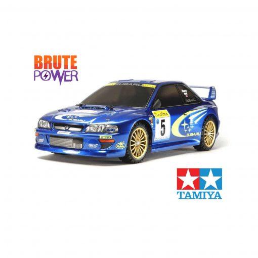 Tamiya TT-02 Subaru Impreza