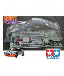 carrocería Tamiya Porsche 911 Carrera