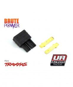 Conector macho para Traxxas UR46203