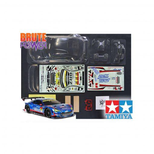 carrocería Tamiya Subaru BRZ