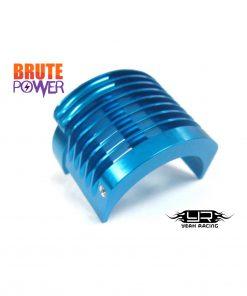 Disipador calor aluminio motor 540